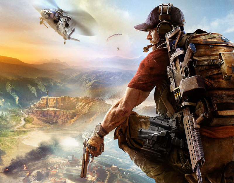 Tom Clancy's Ghost Recon Wildlands - Deluxe Edition (Xbox One), Instantly Gifted, instantlygifted.in